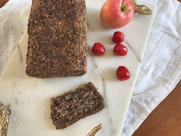 Zutaten für das Mix-Brot