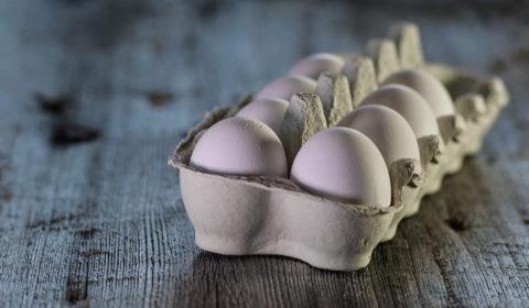 16 eier für das Wolkenbrot
