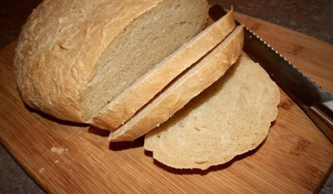 Brot selber backen mit Trockenhefe