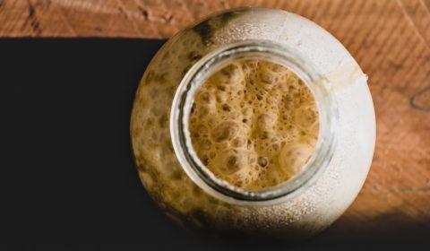 Brot selber backen mit Sauerteig