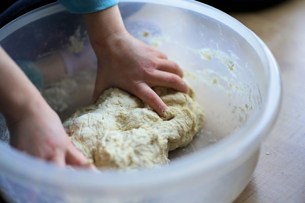 Brot selber backen bis der Arzt kommt - Die Trockenhefe